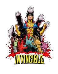 Invincible | Hands