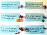 Blue Sentences & Objects - M&M Montessori Materials  - 2