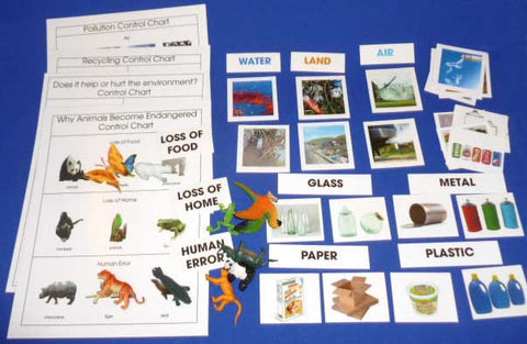 Environment Package - M&M Montessori Materials  - 1