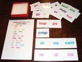 Grammar - Complete Set - M&M Montessori Materials  - 11