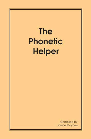 Phonetic Helper - M&M Montessori Materials