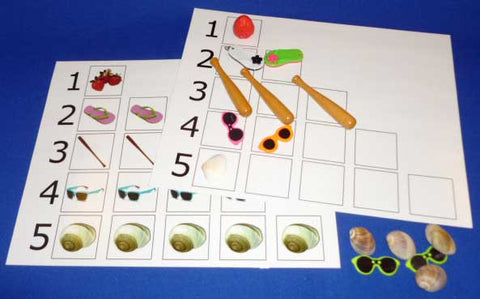Math Materials Complete Set - M&M Montessori Materials  - 1
