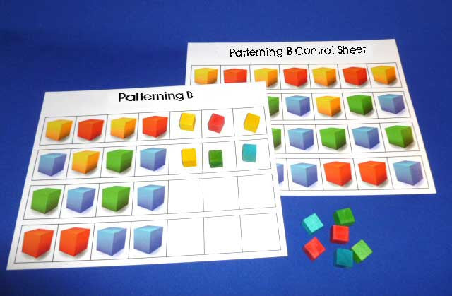 Patterning - M&M Montessori Materials