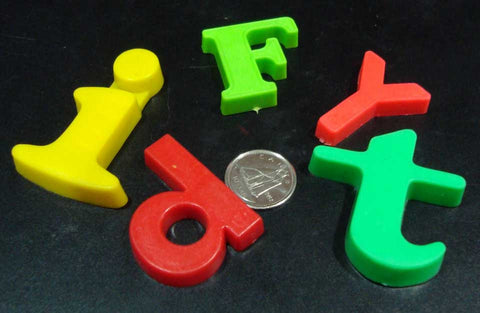 Alphabet Letters - M&M Montessori Materials