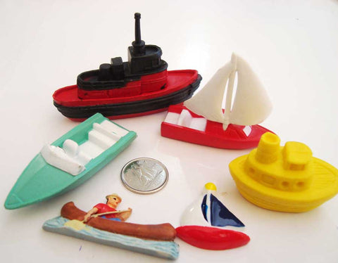 Boat - M&M Montessori Materials