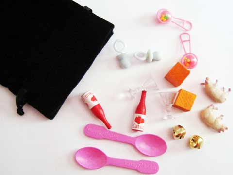 Mystery Bag - Objects - M&M Montessori Materials