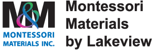 Montessori Materials by Lakeview