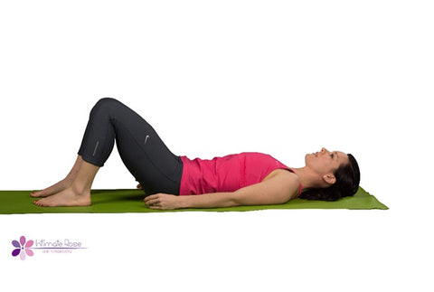 Floor exercise for kegels