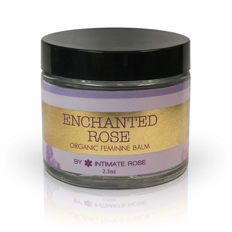 Enchanted Rose Vaginal Balm