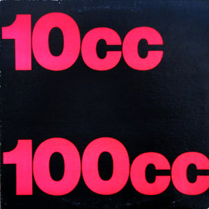 10cc ‎– 100cc: Greatest Hits Of 10cc