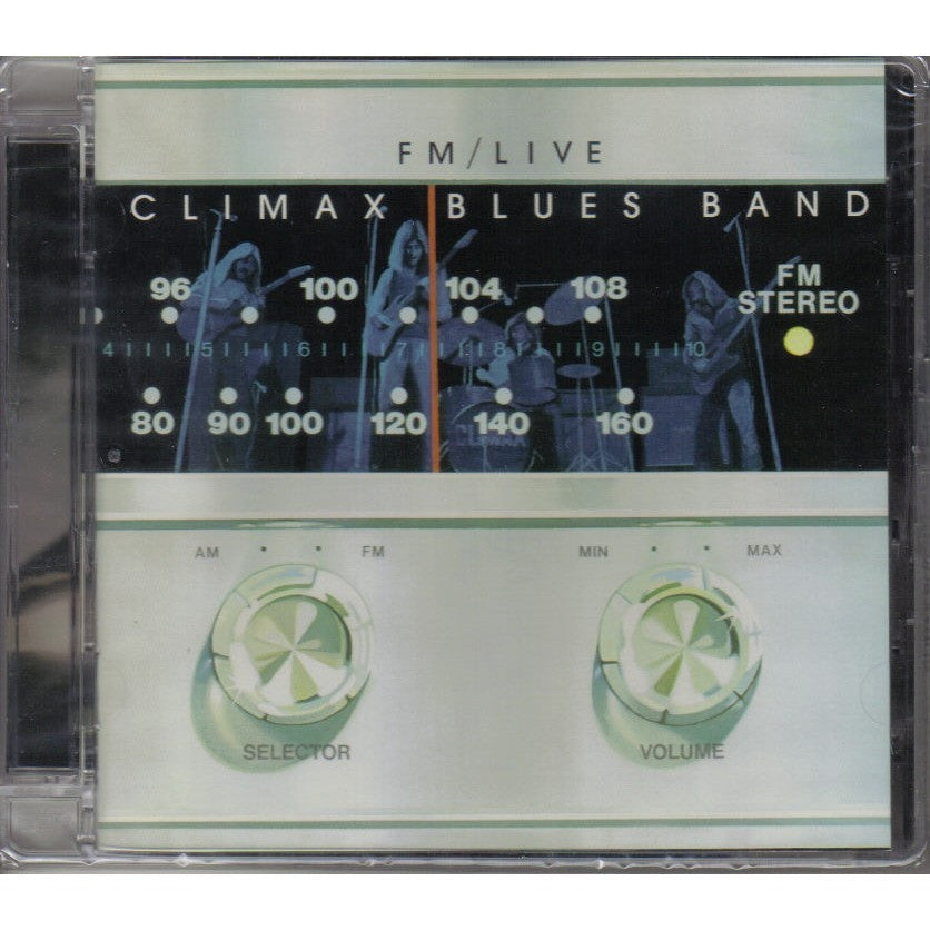 Climax Blues Band ‎– FM/Live (2 record set)