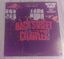 Back Street Crawler - The Band Plays On