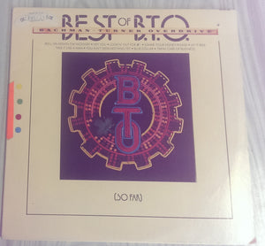 Bachman-Turner Overdrive - Best of BTO (so far)