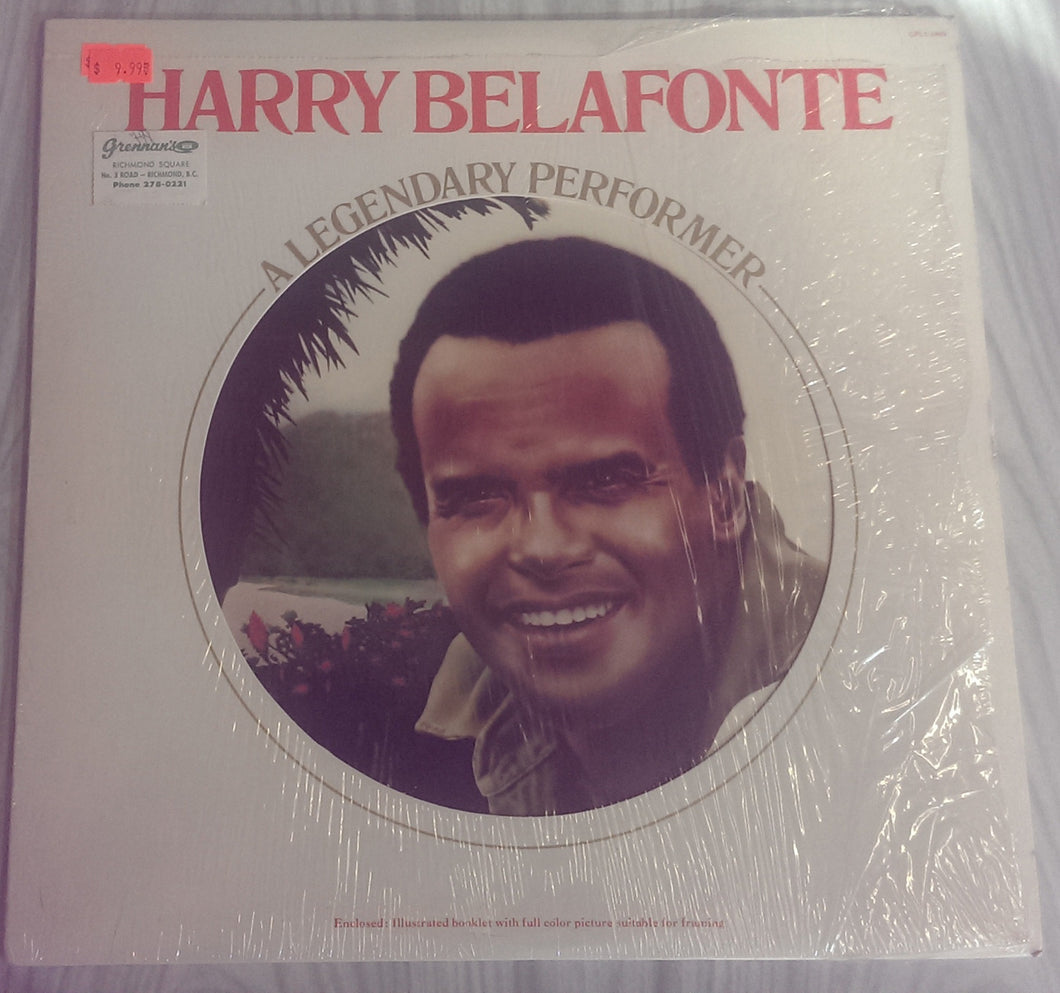 Harry Belafonte - A Legendary Performer
