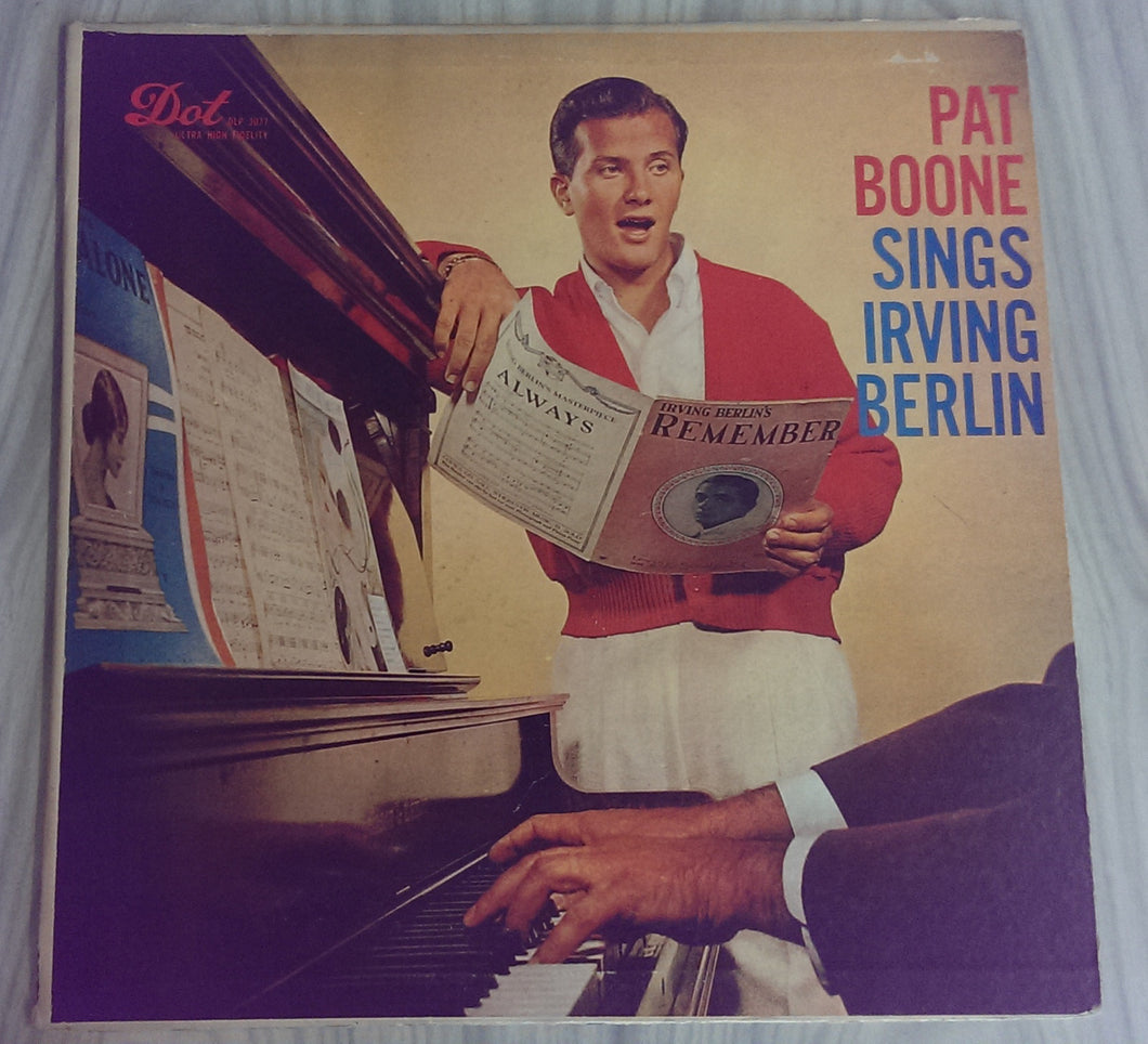 Pat Boone - Sings Irving Berlin