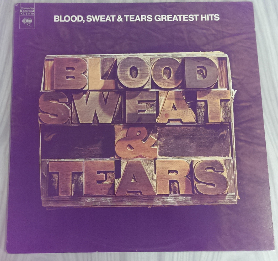 Blood, Sweat and Tears - Greatest Hits