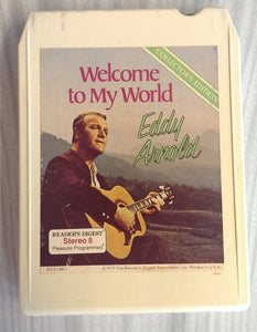 Eddy Arnold - Welcome to My World (Tape 1)