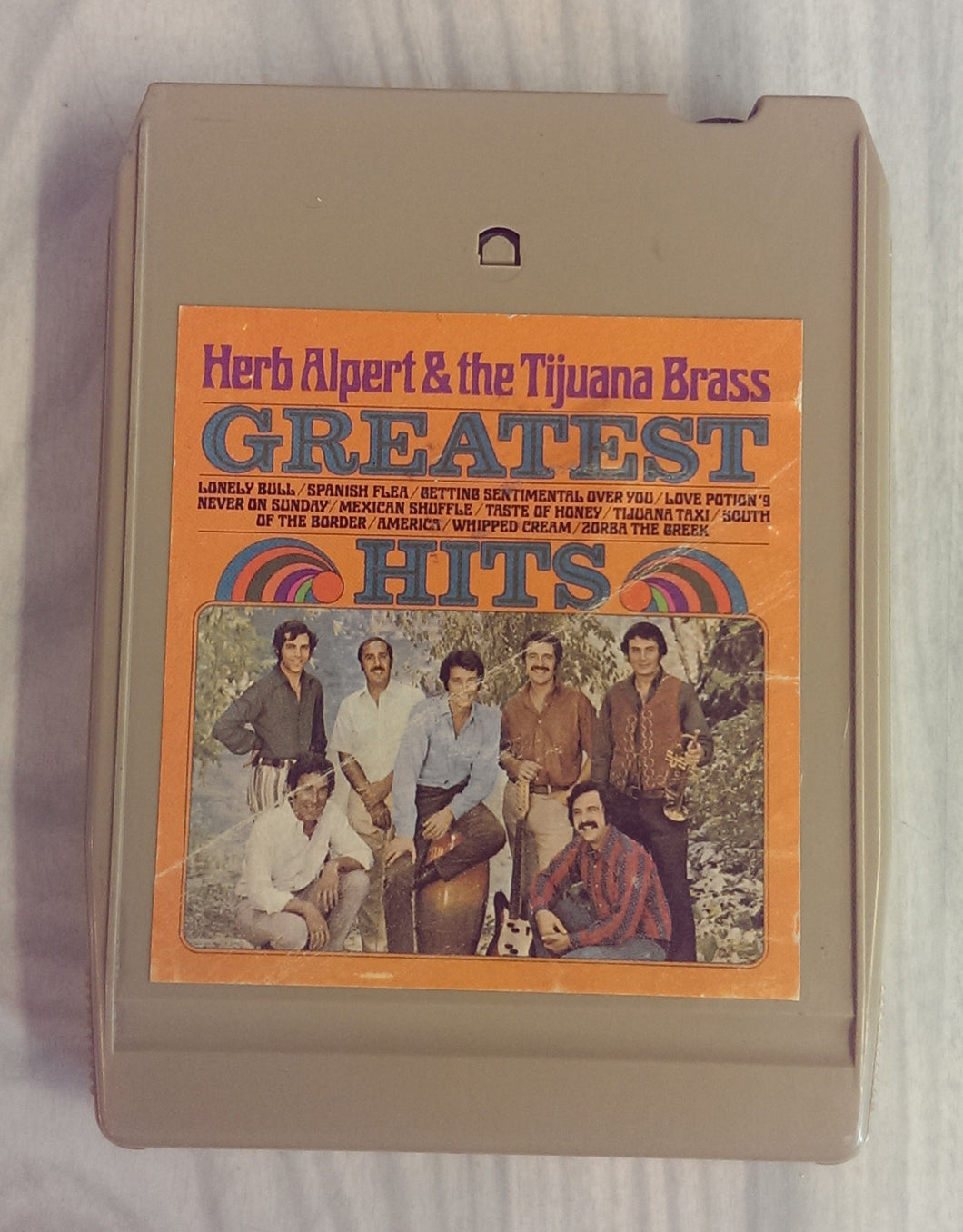 Herb Alpert and the Tijuana Brass - Greatest Hits