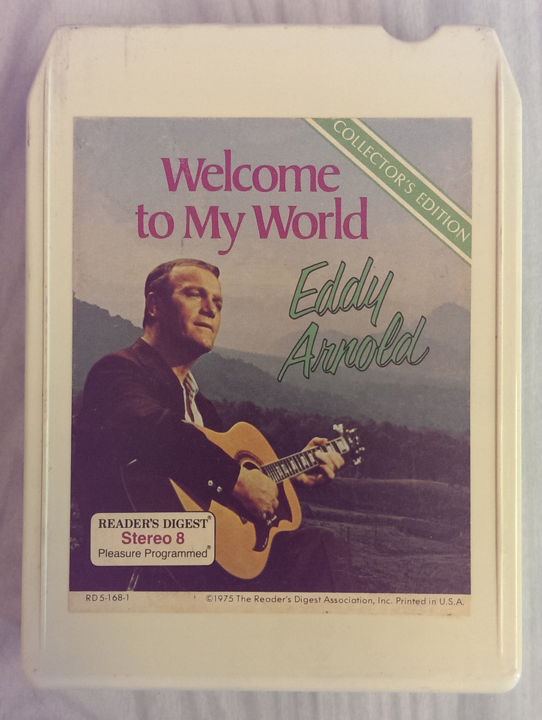 Eddy Arnold - Welcome to My World (Tape 2)