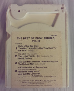 Eddy Arnold - The Best of Eddy Arnold Vol. 3