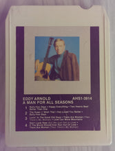 Eddy Arnold - A Man for All Seasons
