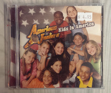 American Juniors - Kids in America