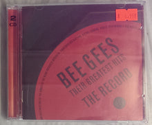 Bee Gees - Their Greatest Hits: The Record