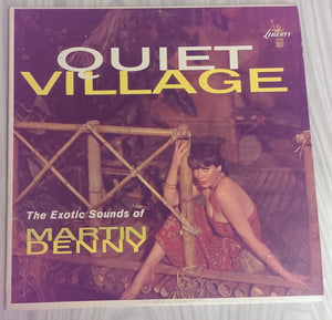Martin Denny - Quiet Village