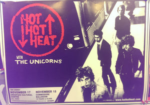 Hot Hot Heat with The Unicorns