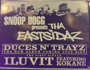 Snoop Dogg presents Tha Eastsidaz