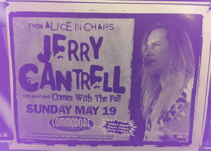 Alice In Chains, Jerry Cantrell