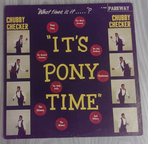 Chubby Checker - It's Pony Time