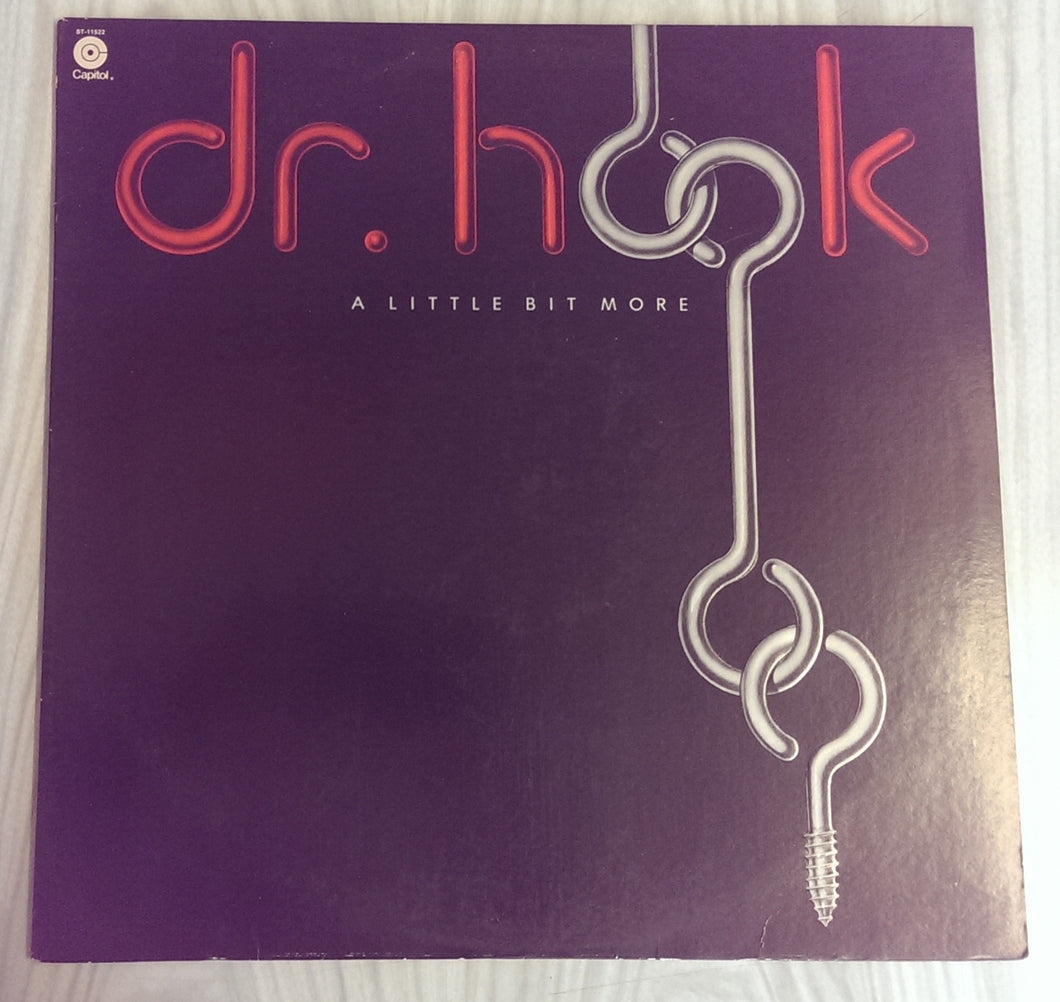 Dr. Hook - A Little Bit More