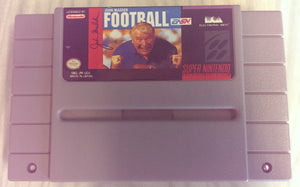 John Madden Football - Super Nintendo Entertainment System
