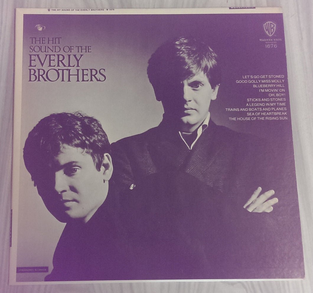 The Everly Brothers - The Hit Sound of the Everly Brothers