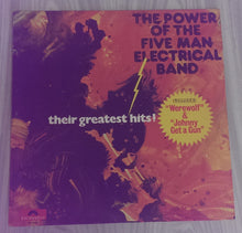 Five Man Electrical Band - The Power of the Five Man Electrical Band (Their Greatest Hits)