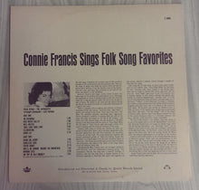 Connie Francis - Connie Francis sings Folk Song Favorites