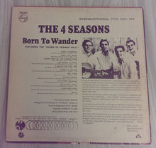 The Four Seasons - Born To Wander