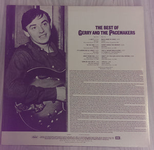 Gerry and the Pacemakers - The Best of Gerry and the Pacemakers