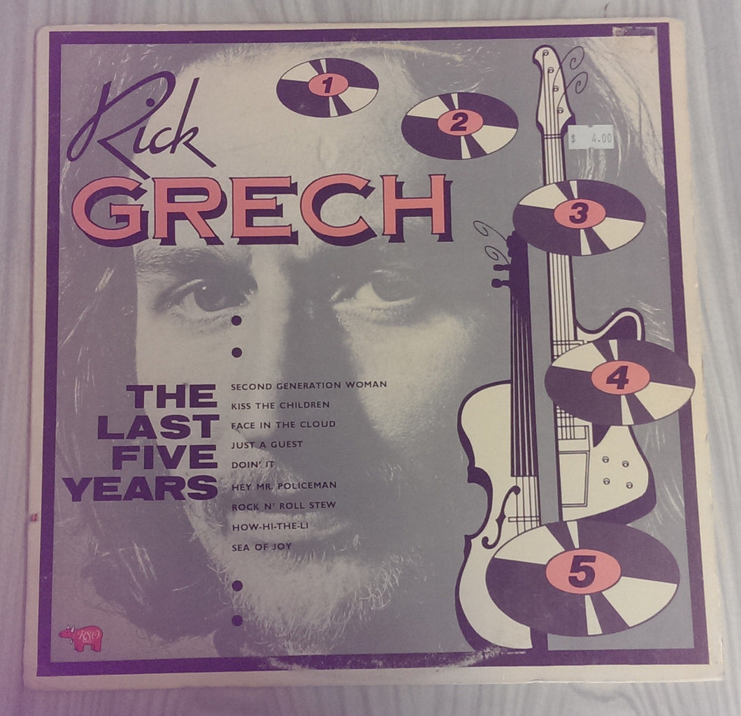 Rick Grech - The Last Five Years
