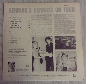 Herman's Hermits - Herman's Hermits on Tour (Their Second Album! Herman's Hermits on Tour)