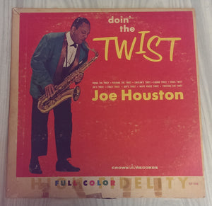 Joe Houston - Doin' The Twist