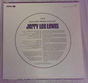 Jerry Lee Lewis - The Golden Rock Hits of Jerry Lee Lewis