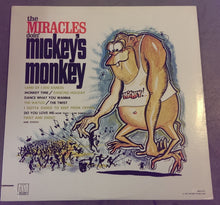 The Miracles - The Miracles Doin' Mickey's Monkey
