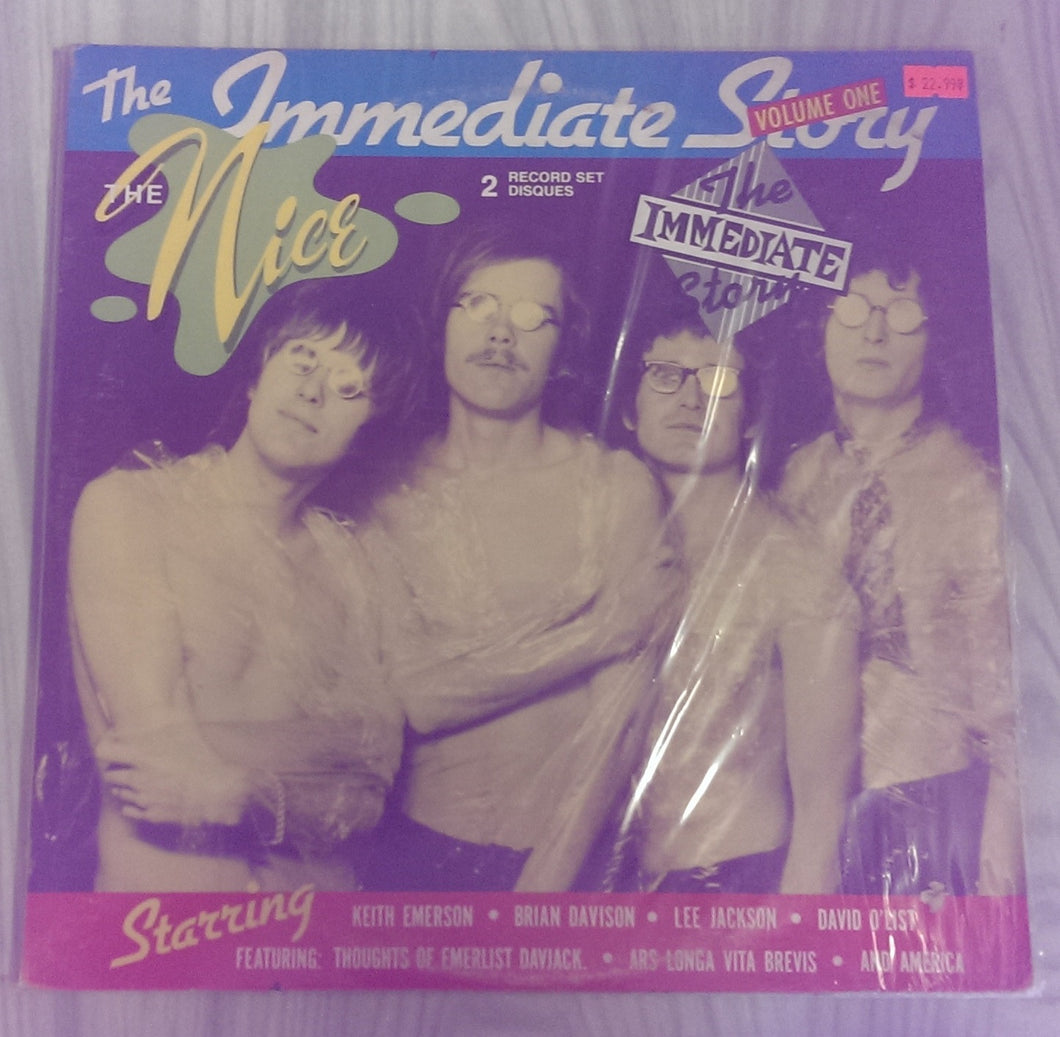 The Nice - The Immediate Story