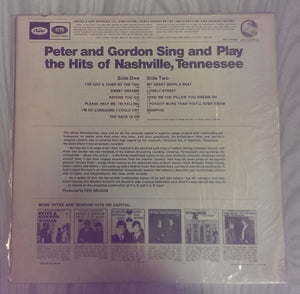 Peter and Gordon - Sing And Play The Hits Of Nashville Tennnessee