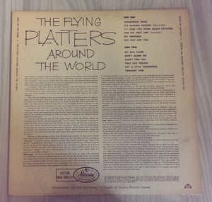 The Platters - Flying Platters Around the World