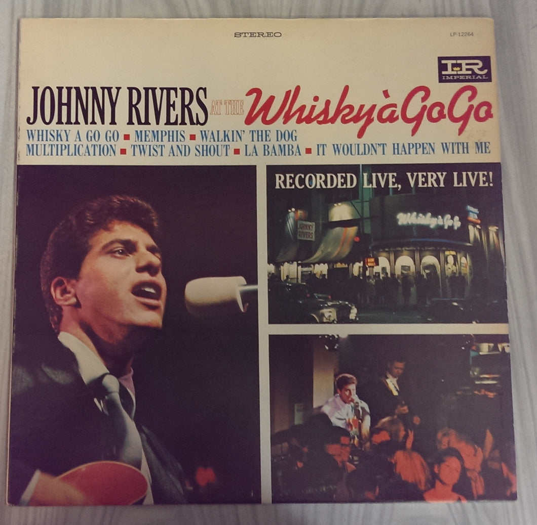 Johnny Rivers - Johnny Rivers at the Whisky à Go Go