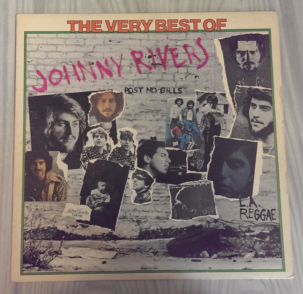 Johnny Rivers - Best of Johnny Rivers
