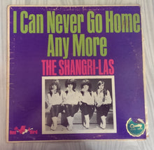 The Shangri-Las - I Can Never Go Home Any More